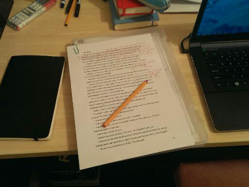 Chapter 8 editing