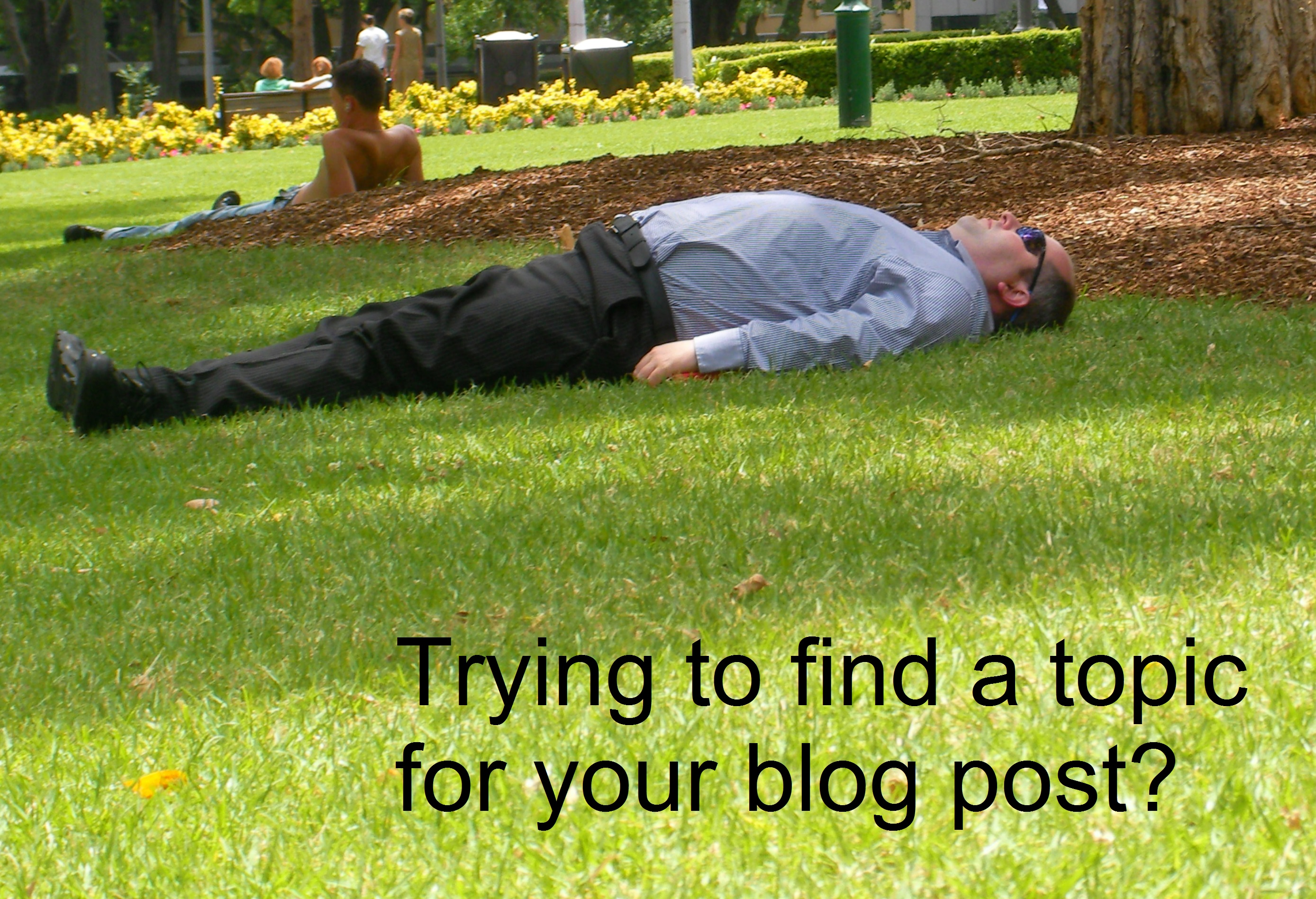 Blogging topics for fiction wirters